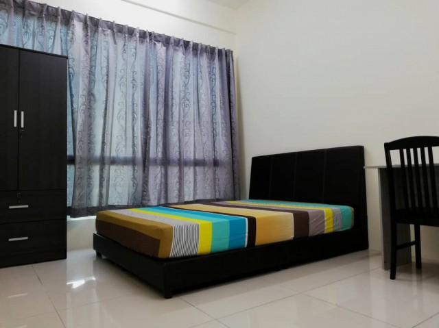Medium Room In Taman Alma Indah, Alma, Bukit Mertajam