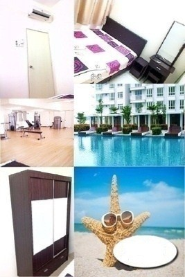 Penang Summer Place Small Room For Rent