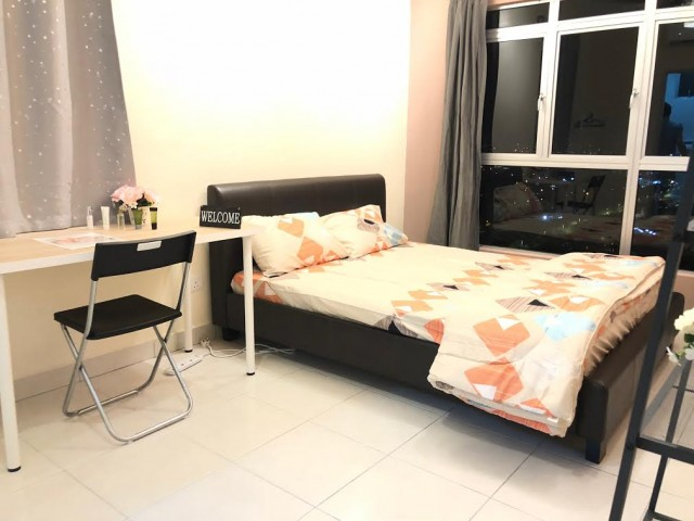 Master Room RM700 - Included UTILITIES