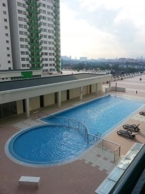 Fully Furnished Small Room Oug Parklane Near LRT Station