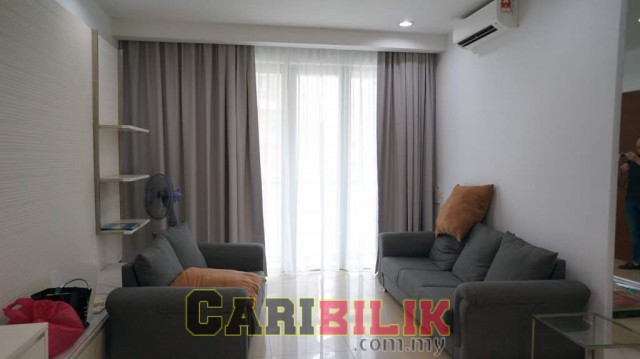 Marc Residence For rent RM6000 3-5 min walking distance to KLCC Fully Furnish