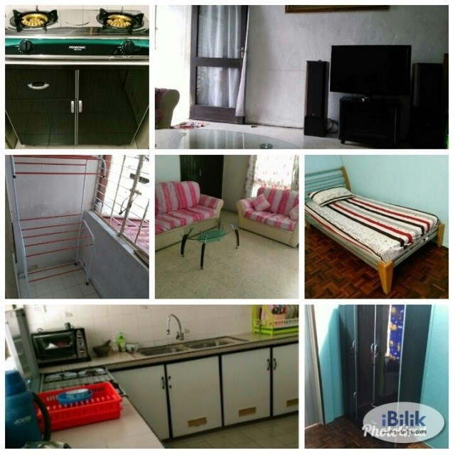 Double Story Terrace 2nd Room For Rent in Bayan Baru