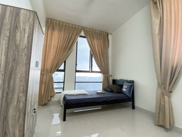 SubangJaya Deluxe Room For Rent UTILITIES INCLUDED (Fully Furnished)