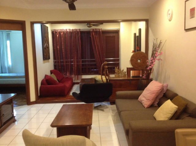 Urgent! Medium Room and small room with AC fully furnished