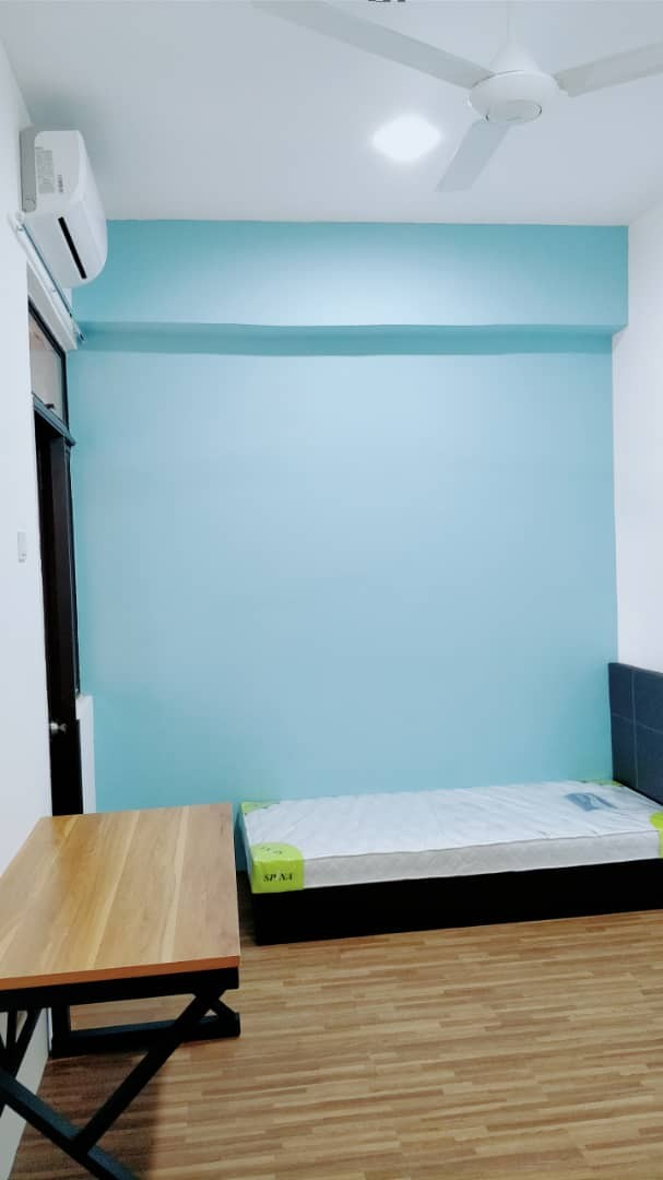 Fully Reno, Luxury Single room for rent at Beside Nadayu 28