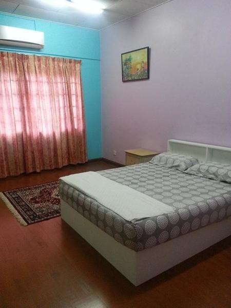 Non-Smoking Unit To Let At Bandar Bukit Puchong With High Speed Wifi & Housekeeping Services