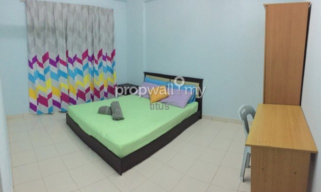 Available Room Rent At Cheras Taman Counnaught & WIFI