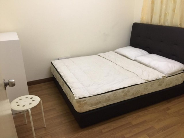 Small Room F.Furnished For Rent At Metropolitan Square Condo, Damansara Perdana