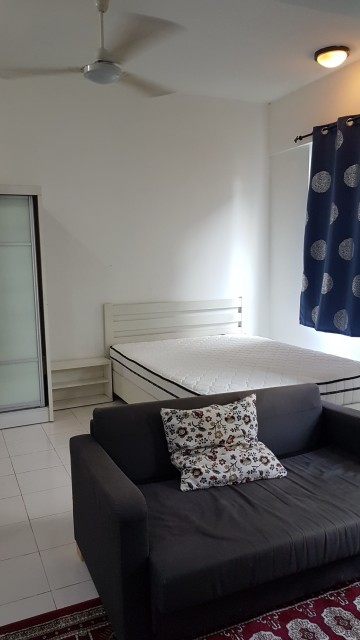 FF RITZE PERDANA 1, DAMANSARA PERDANA TO RENT( INCLUDED CAR PARKING)