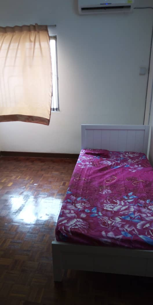 Room For Rent At Sepah Puteri With Fully Furnished & Include Utilities!!!