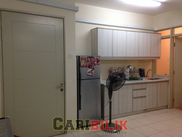 PV13 Condo For rent RM2100 4R 2 BR, 4 Aircond, almost fully furnish