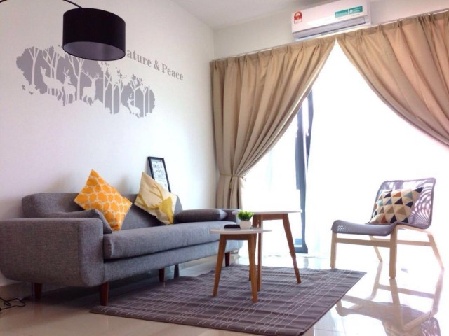 Girl Only Palace Court Midroom Furnished Aircond WiFi Cleaning Service