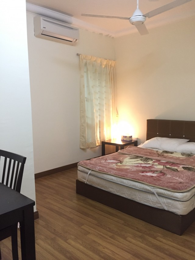 Middle Room (Cozy) F.Furnished For Rent At Metropolitan Square Condo, Damansara Perdana