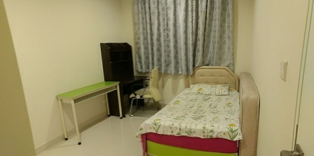 Weekly Cleaning Room D'Kayangan For Rent At with Full Furnished