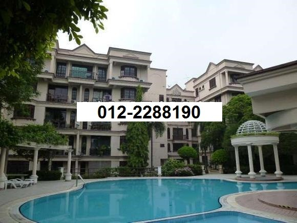 Condo middle room for rent at SS17, PJ (next to MRT)