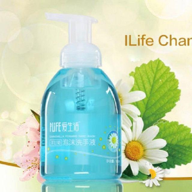500ml Chamomilla Foaming Hand Wash
